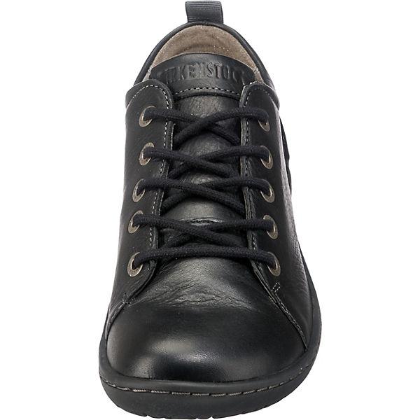 BIRKENSTOCK Islay WEIT Sneakers schwarz