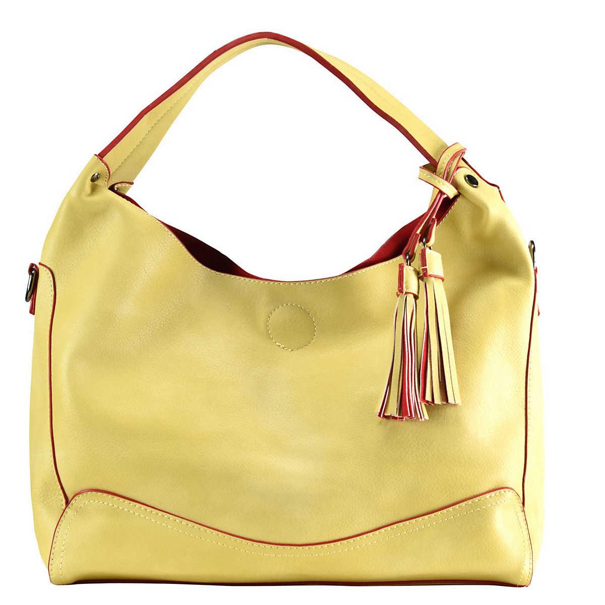 Artikel klicken und genauer betrachten! - Maestro Surprise Bag in Bag Shopper Modische Tasche aus Synthetik mit einer perfekten Lederoptik mit einer herausnehmbaren 2.Tasche- als Umhängetasche tragbar.[...]. Weitere Informationen finden Sie unter mirapodo.de. | im Online Shop kaufen