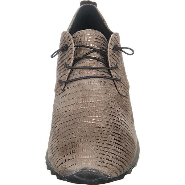 Donna Carolina Sneakers grau