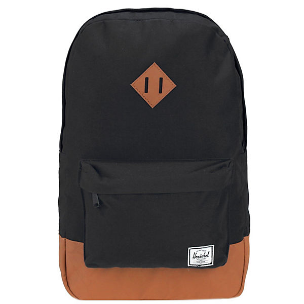 Herschel Heritage Backpack Rucksack 47 cm Laptopfach schwarz