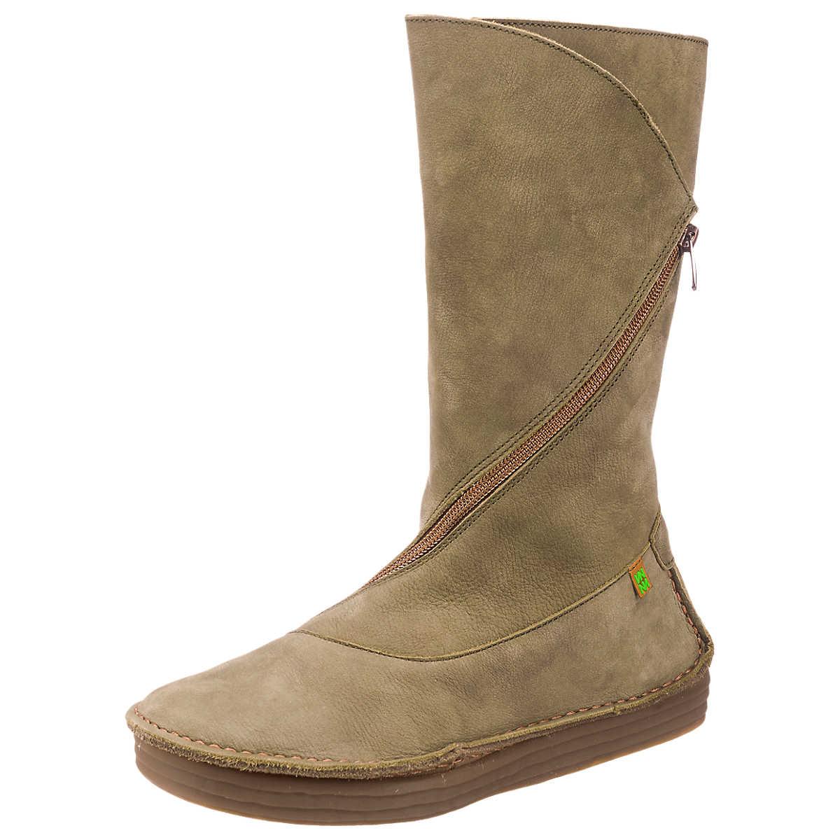 EL NATURALISTA Ricefield Stiefel khaki - EL NATURALISTA - Stiefel - Schuhe - mirapodo.de