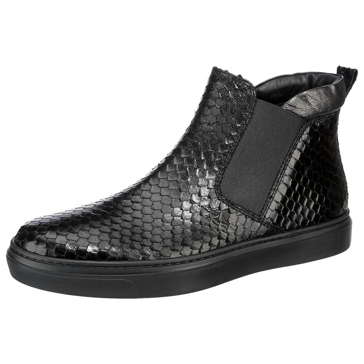 Tine�´s Stiefeletten schwarz - Tine�´s - Stiefeletten - Schuhe - mirapodo.de