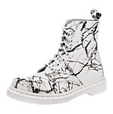 Dr. Martens Pascal Patent Marble Stiefeletten