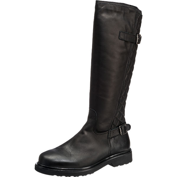 GEMINI Pepitta Stiefel schwarz
