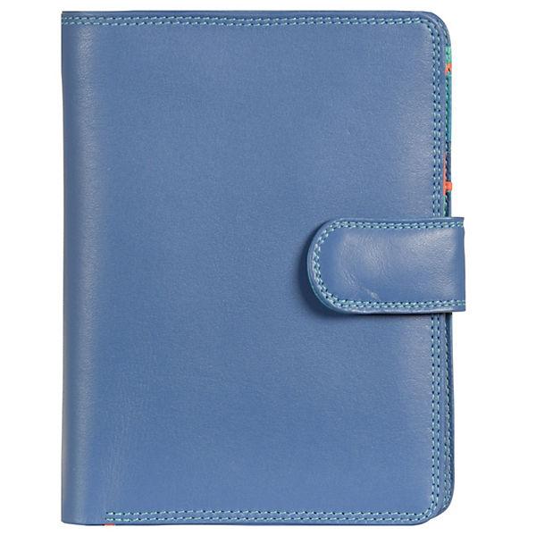 Mywalit Large Wallet Geldbörse Leder 14 cm mehrfarbig