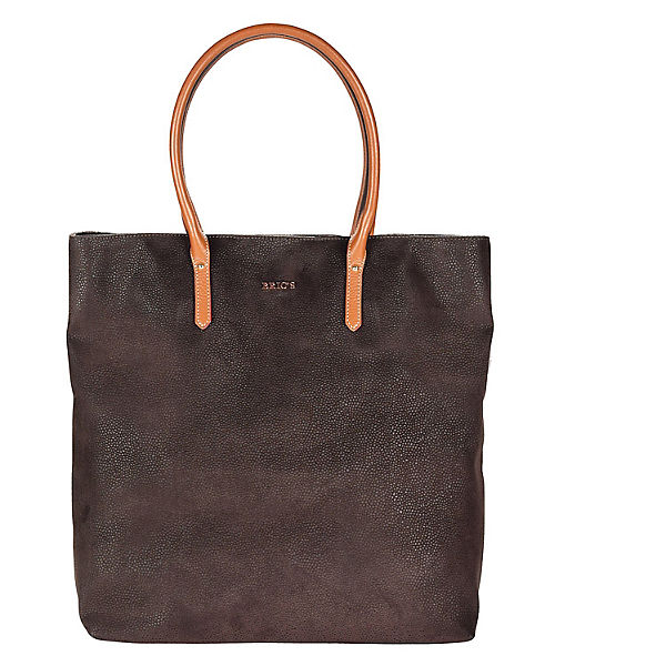 Bric's Life Shopper Tasche 33 cm braun