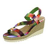 Tamaris Sandaletten mehrfarbig