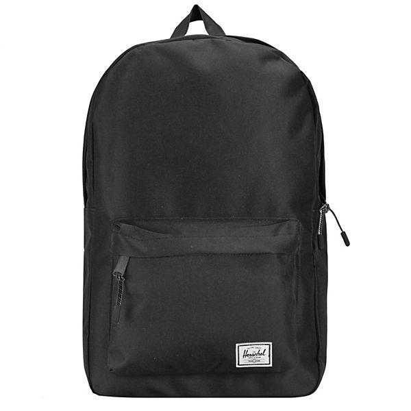 Herschel Classic Mid Volume Backpack Rucksack 41 cm schwarz