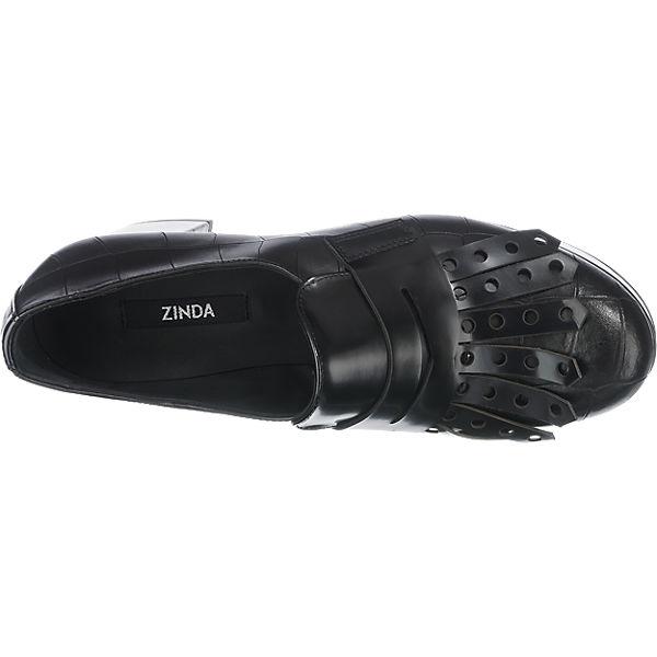 Zinda Pumps schwarz