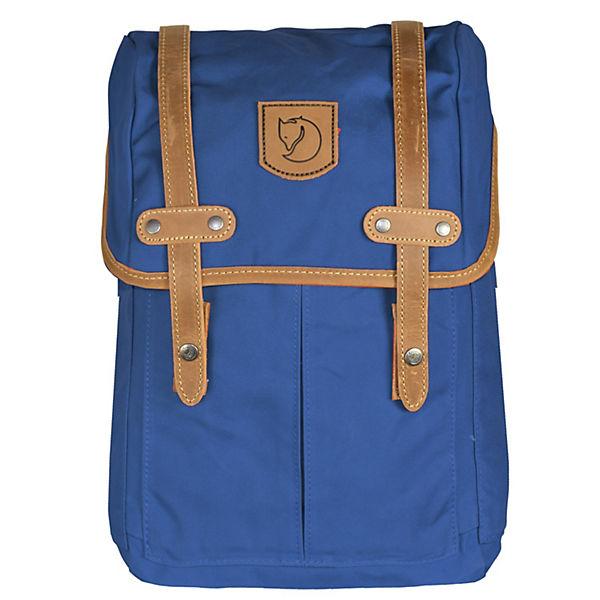 Fjällräven Rucksack No.21 Mini Rucksack 35 cm Tabletfach blau