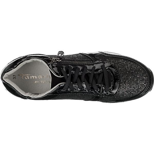 Tamaris Mondeo Sneakers schwarz