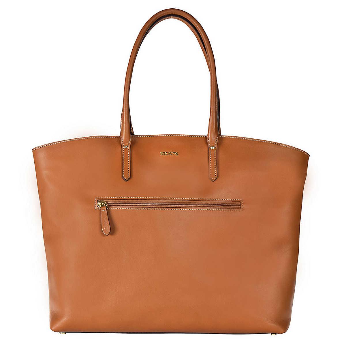 Bric�´s Life Pelle Shopper Tasche Leder 29 cm braun - Bric�´s - Shopper - Taschen - mirapodo.de