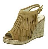 BUFFALO Sandaletten braun