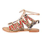 VERO MODA Maya Sandaletten mehrfarbig