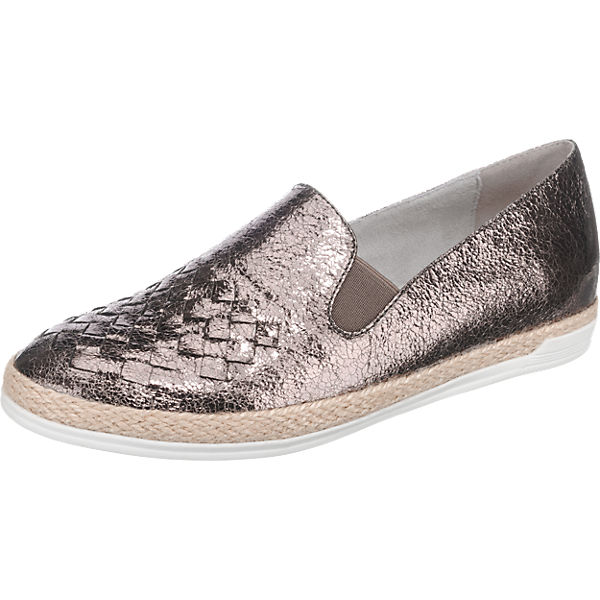 JENNY Long Island Slipper silber