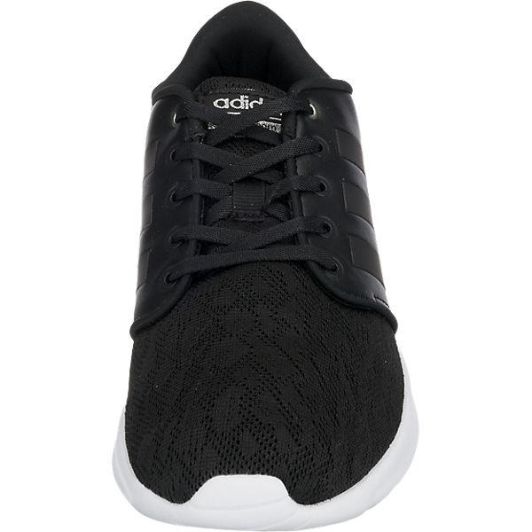 adidas NEO Cloudfoam Qt Racer Sneakers schwarz
