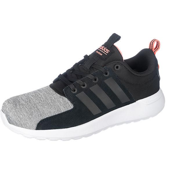 adidas NEO Cloudfoam Lite Race Sneakers schwarz-kombi