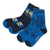 Socken NINJAGO im 2er-Pack für Jungen