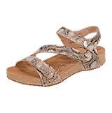 Josef Seibel Tonga 25 Sandaletten sand