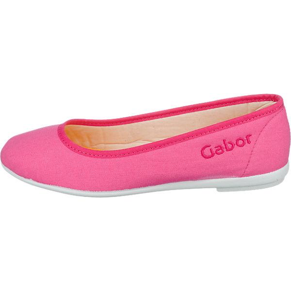 Gabor Home Hausschuhe pink
