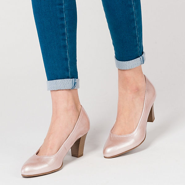 Jana Pumps rosa