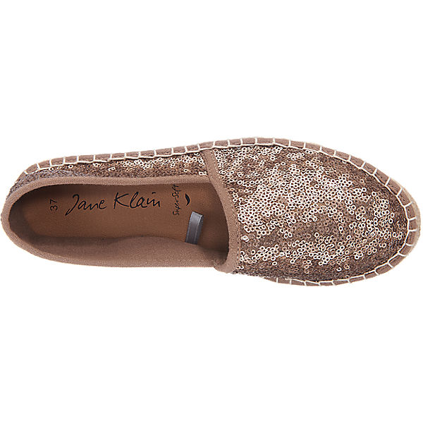 Jane Klain Slipper bronze