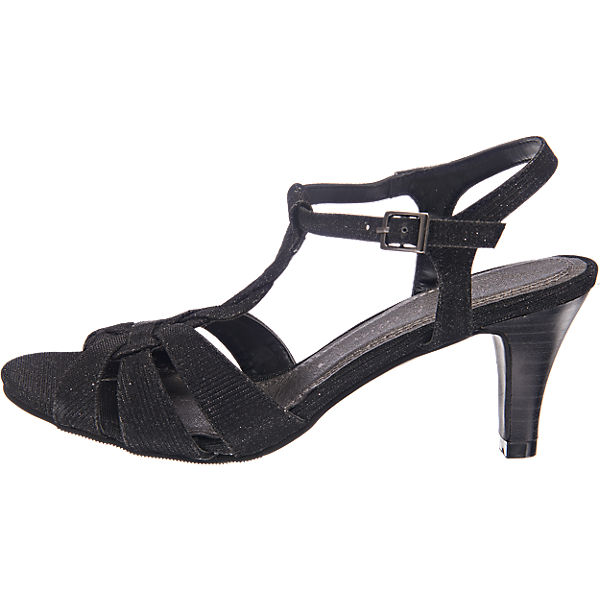 Jane Klain Sandaletten schwarz