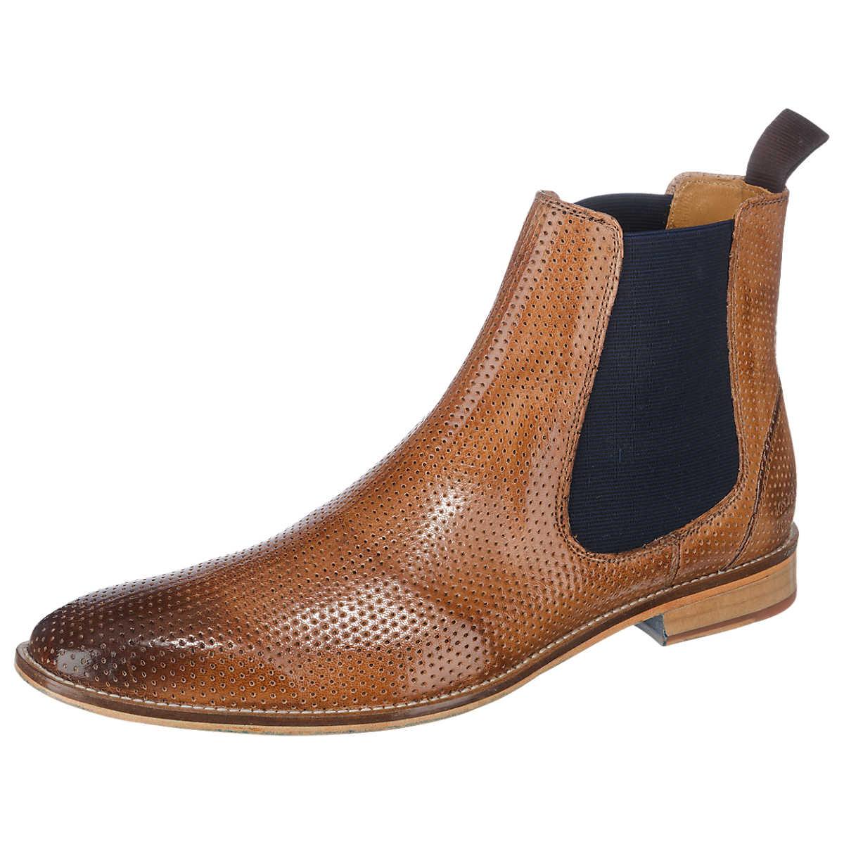 MELVIN & HAMILTON Martin 6 Stiefel & Stiefeletten braun - MELVIN & HAMILTON - Stiefeletten - Schuhe - mirapodo.de
