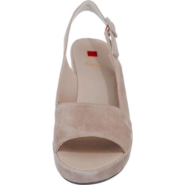 högl Sandaletten grau