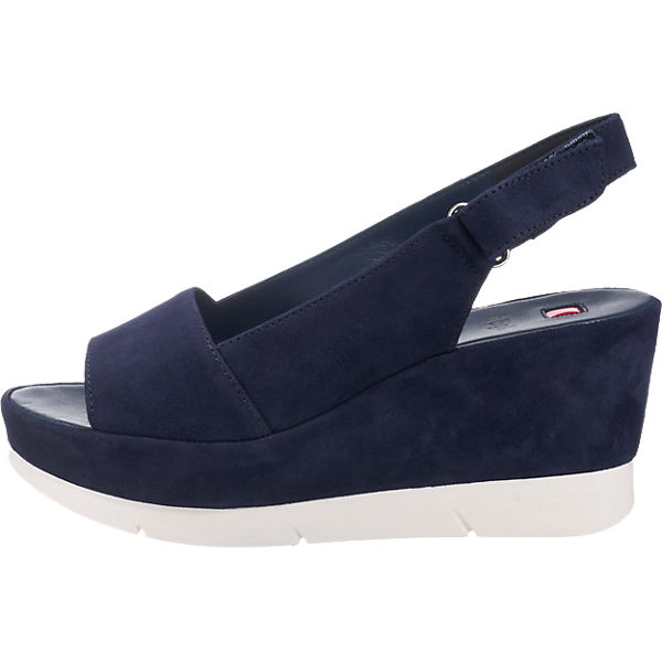 högl Sandaletten blau