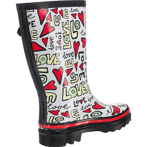 Beck Love Stiefel mehrfarbig