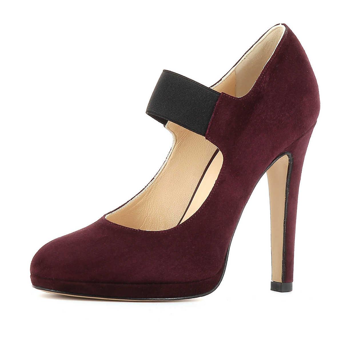 Evita Shoes Pumps bordeaux - Evita Shoes - Pumps - Schuhe - mirapodo.de