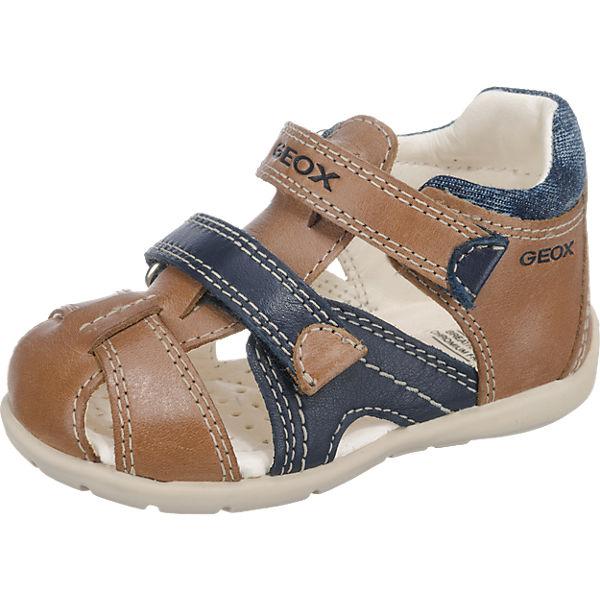 geox baby sandalen kaytan f r jungen braun mirapodo. Black Bedroom Furniture Sets. Home Design Ideas