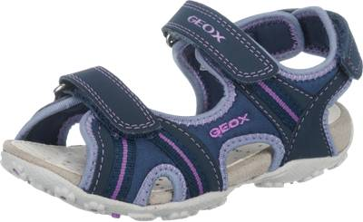 geox kinder sandalen dunkelblau mirapodo. Black Bedroom Furniture Sets. Home Design Ideas
