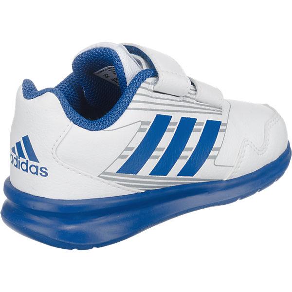 Baby Sportschuhe CF weiß Performance AltaRun adidas w5ISxEqXn