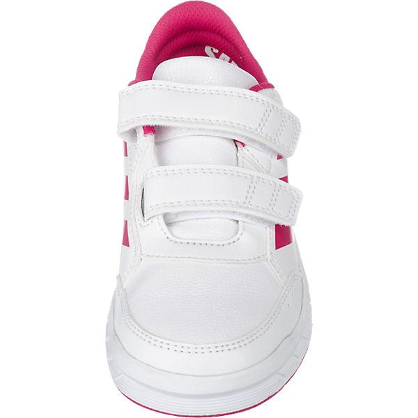 K adidas Mädchen AltaSport für weiß CF Performance Sneakers TgYIr8g