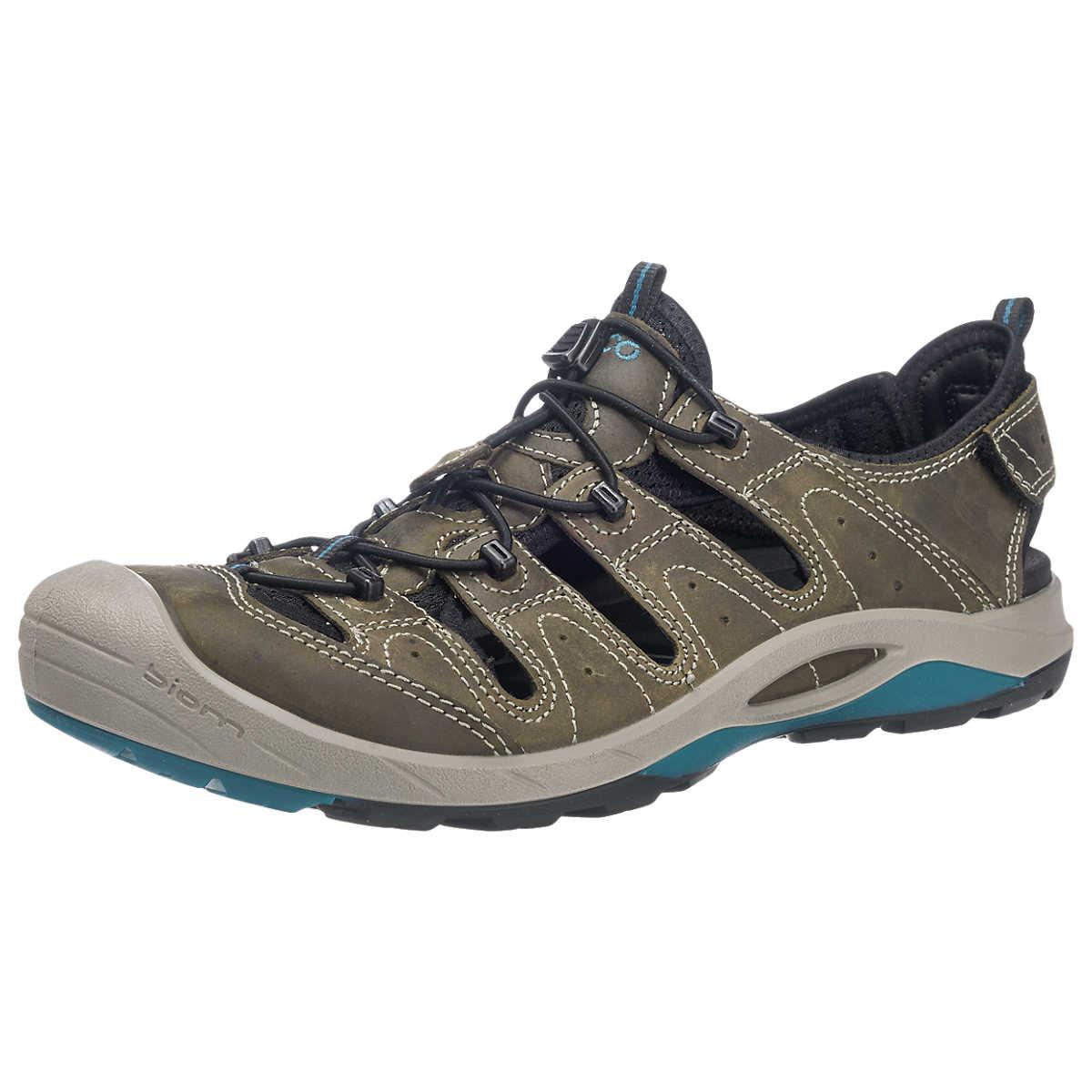 ecco Biom Delta Sandalen khaki - ecco - Sandalen - Schuhe - mirapodo.de