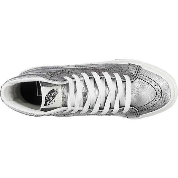 VANS Sk8-Hi Slim Sneakers silber