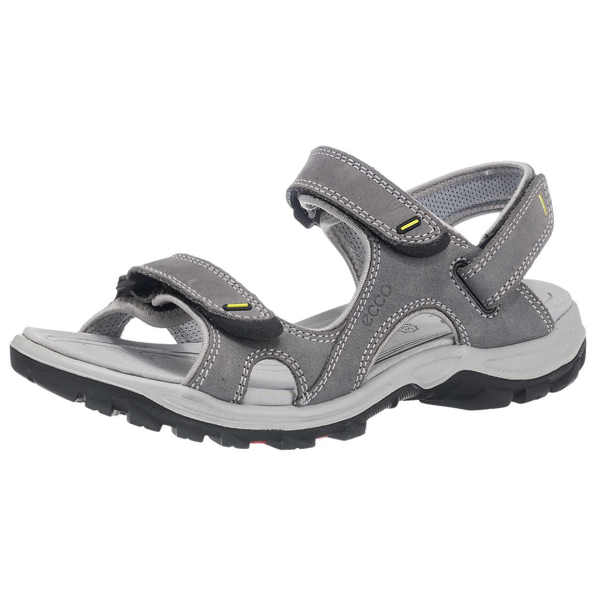 ecco Offroad Sandalen grau - ecco - Sandalen - Schuhe - mirapodo.de