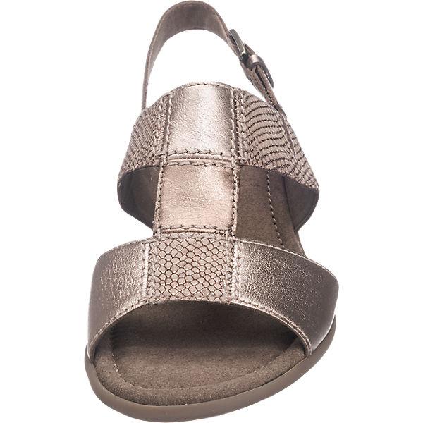 Gabor Sandaletten bronze