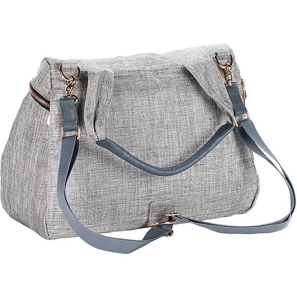 Wickeltasche Bag Rosie Glam Lässig Anthracite anthrazit Glitter 8qTRfw