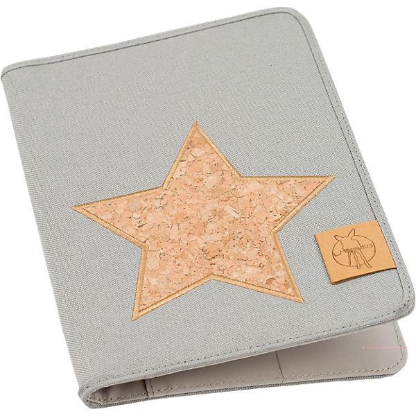 Lässig Mum's hellgrau Cork Light Star Organizer Grey Casual qqd4rA