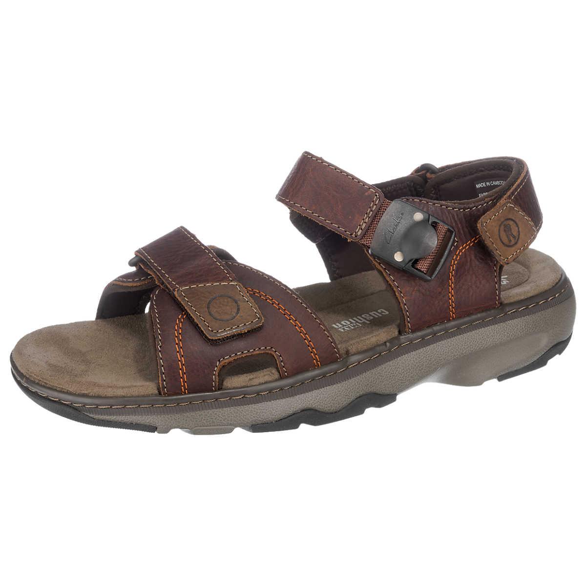 Clarks Raffe Sun Sandalen braun - Clarks - Sandalen - Schuhe - mirapodo.de