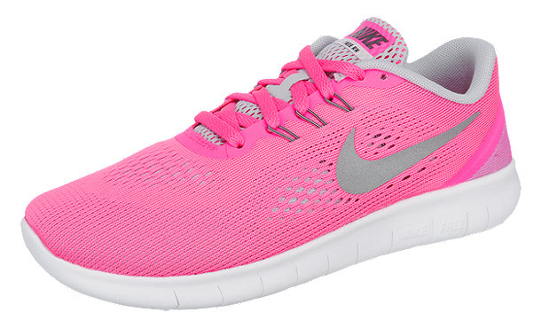 sportschuhe nike run f r m dchen pink mirapodo. Black Bedroom Furniture Sets. Home Design Ideas