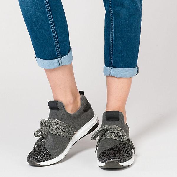 BULLBOXER Sneakers grau