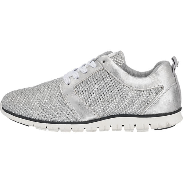 BULLBOXER Sneakers silber