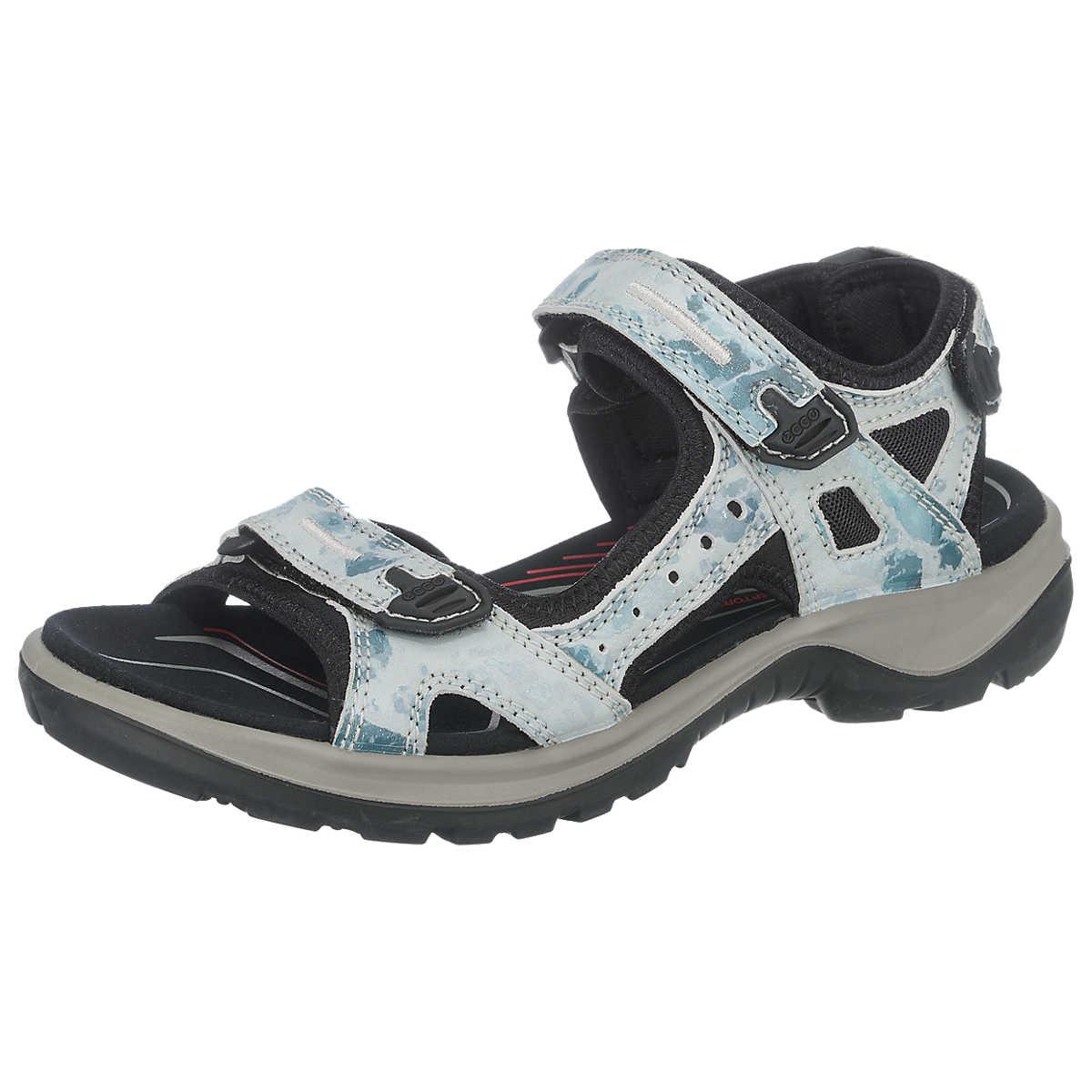 ecco Offroad Sandalen blau-kombi - ecco - Sandalen - Schuhe - mirapodo.de