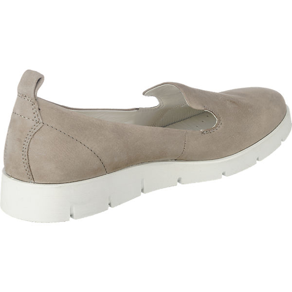 ecco Bella Slipper beige