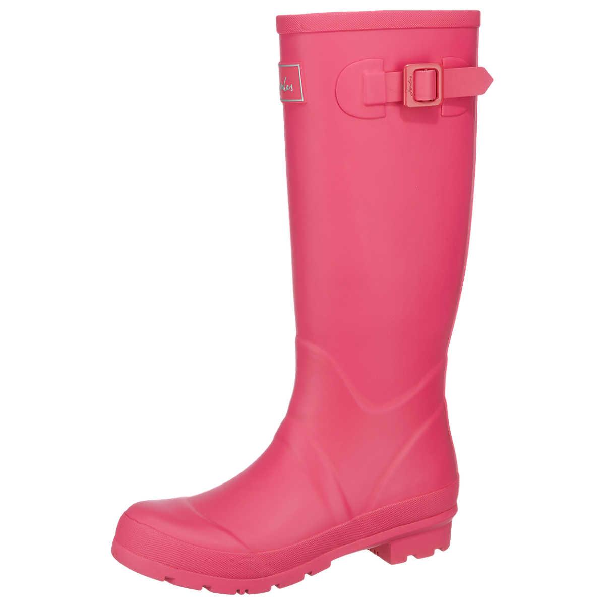 Tom Joule Fieldwelly Gummistiefel pink - Tom Joule - Stiefel - Schuhe - mirapodo.de