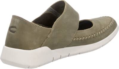camel active Cloud 71 Ballerinas, grün, khaki